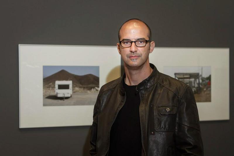 Sergio Acosta gana del Premio Manolo Millares de Artes Plásticas 2014 - Fotografía