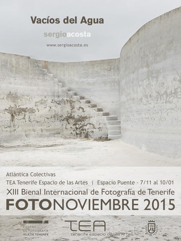 Vacíos del agua - Fotonoviembre 2015 - Sergio Acosta