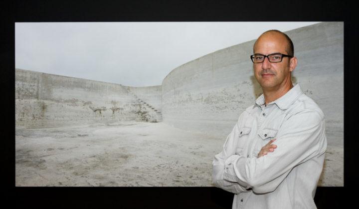 """Sergio Acosta expone sus """"Vacíos del Agua"""" en el Espacio Puente de TEA"""