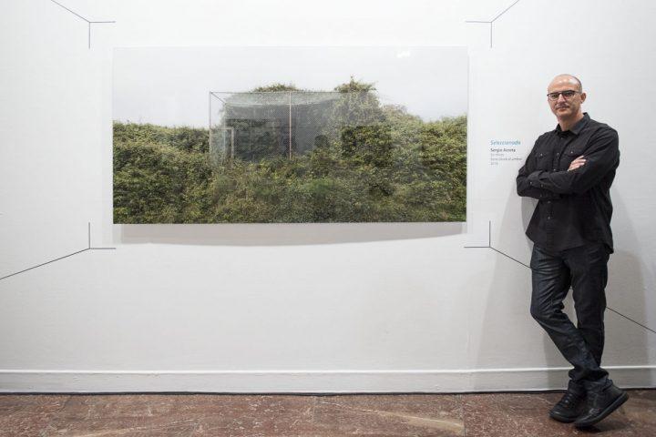 (Español) Sergio Acosta en los Premios de Fotografía Fundación ENAIRE incluida PhotoEspaña 2017