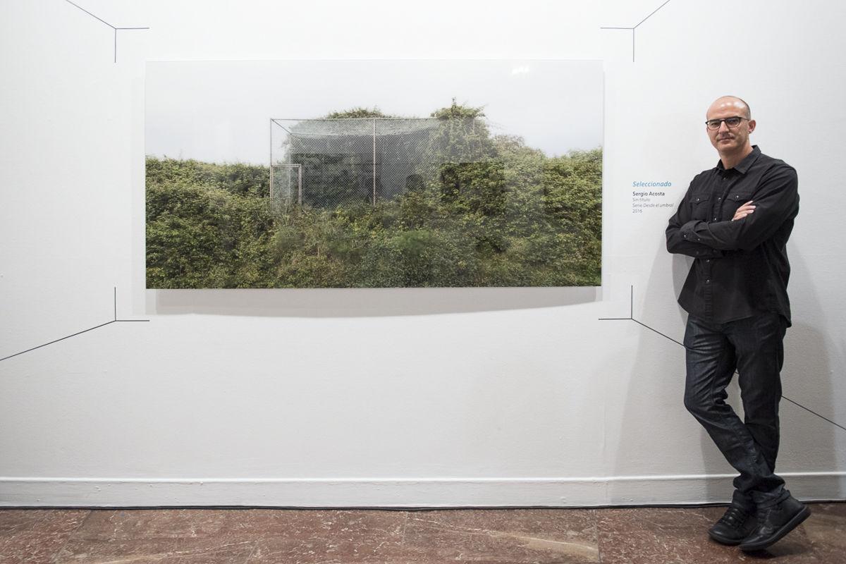 Sergio Acosta en el Premio de Fotografía Fundación ENAIRE incluida PhotoEspaña 2017