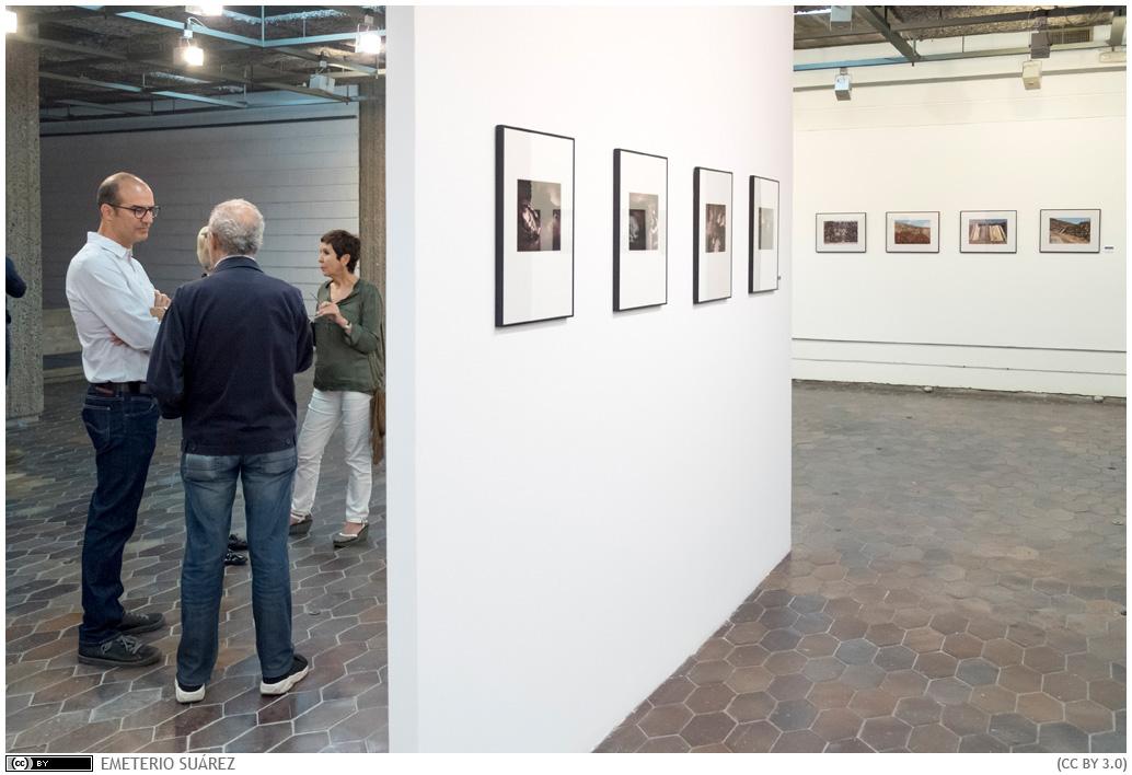 Sergio Acosta seleccionado en los XXI Premio Internacional de Fotografía Rafael Ramos García de la Universidad de La Laguna