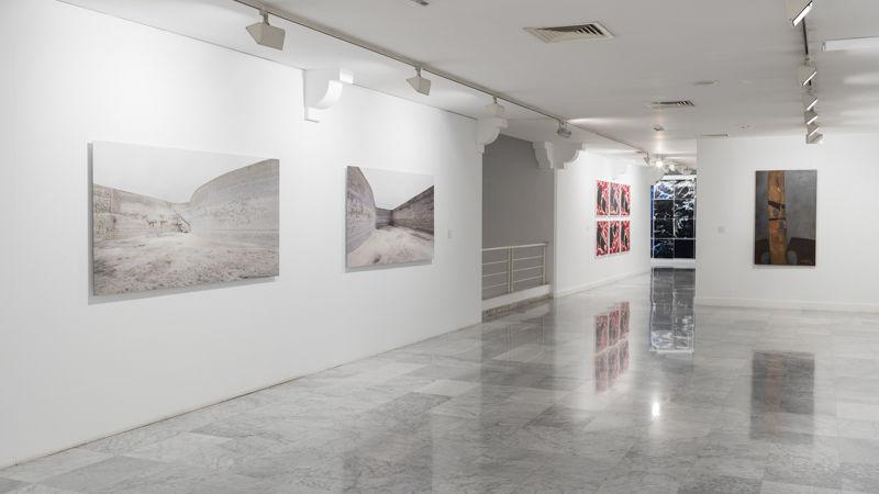 """""""El fin del mundo como obra de arte"""" en el Centro de Arte La Regenta - Sergio Acosta"""