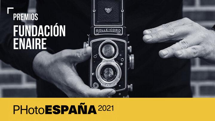 Enaire Foundation Awards Exhibition in PHhotoESPAÑA 2021